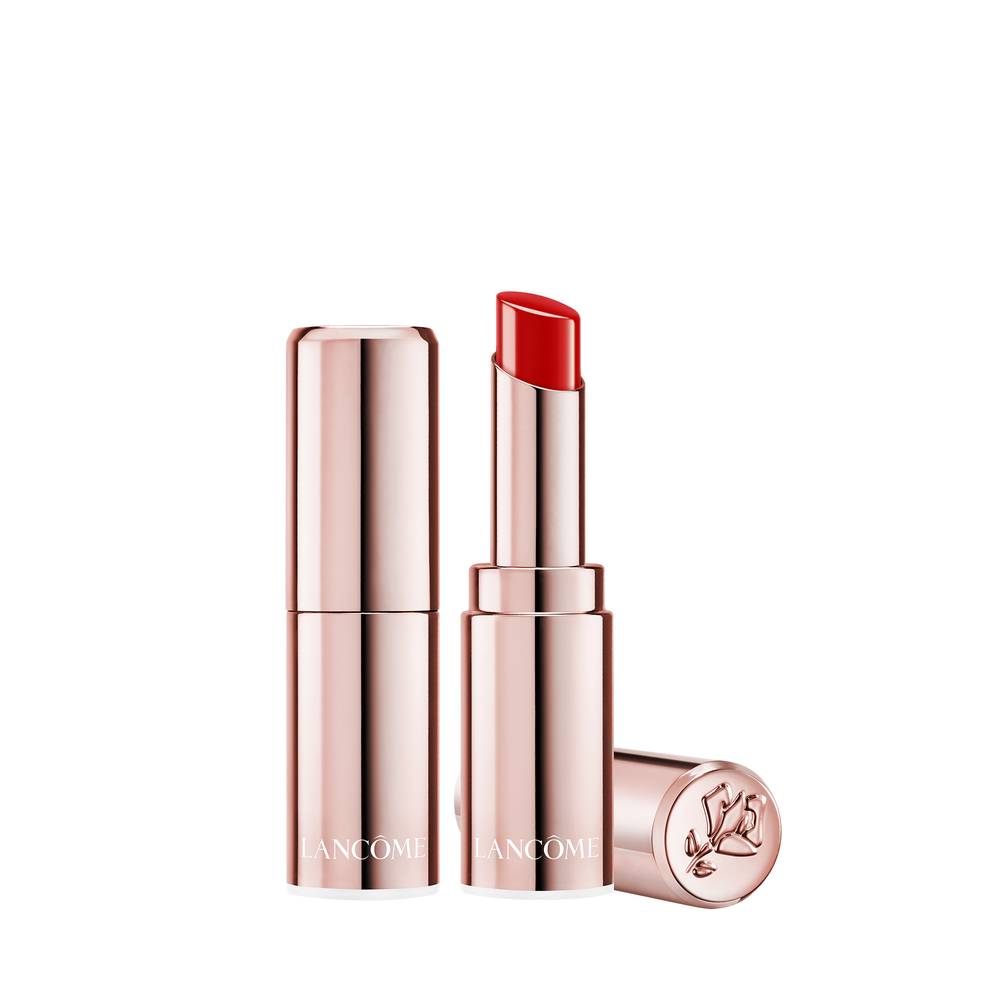 An image of Lancôme L'Absolu Mademoiselle Shine Lipstick - 157 MADEMOISELLE STANDS OUT