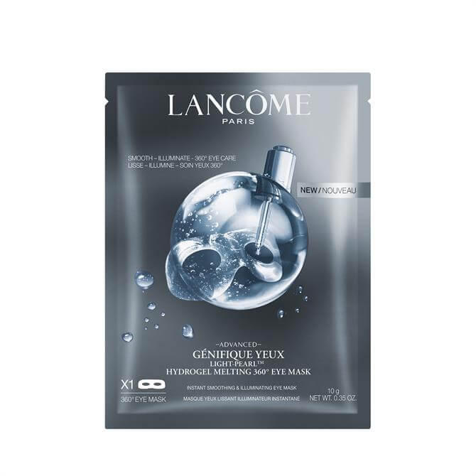 Lancôme Advanced Génifique Yeux Light Pearl Hydrogel Melting 360 Eye Mask- Single Pack