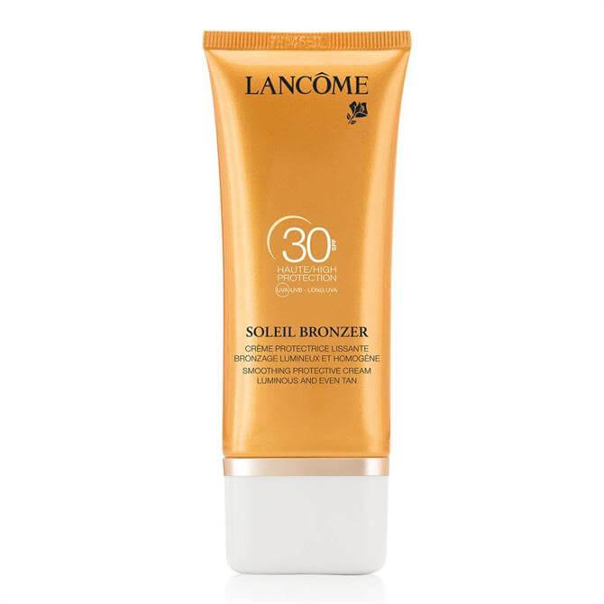 Lancôme Soleil Bronzer Smoothing Protective Cream SPF30 40ml