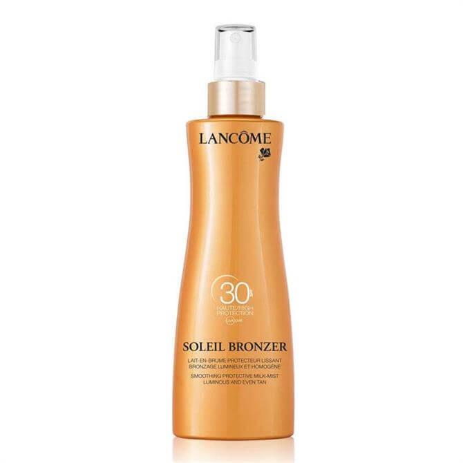 Lancôme Soleil Bronzer Smoothing Protective Milk Mist SPF30 200ml