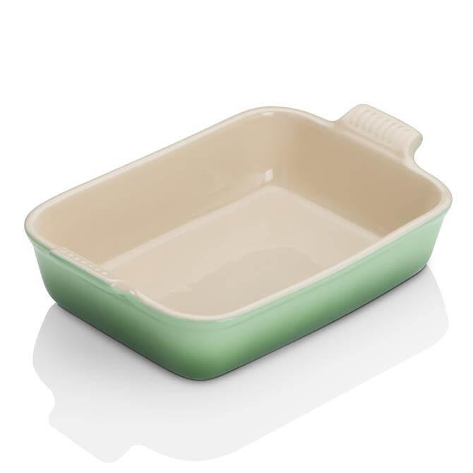 Le Creuset Heritage Stoneware Deep Rectangular Dish 26cm: Rosemary