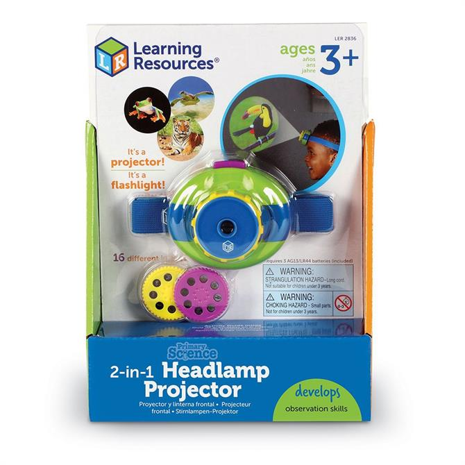 Primary Science Headlamp Projector