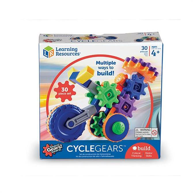Learning Resources Gears Cycle Gears