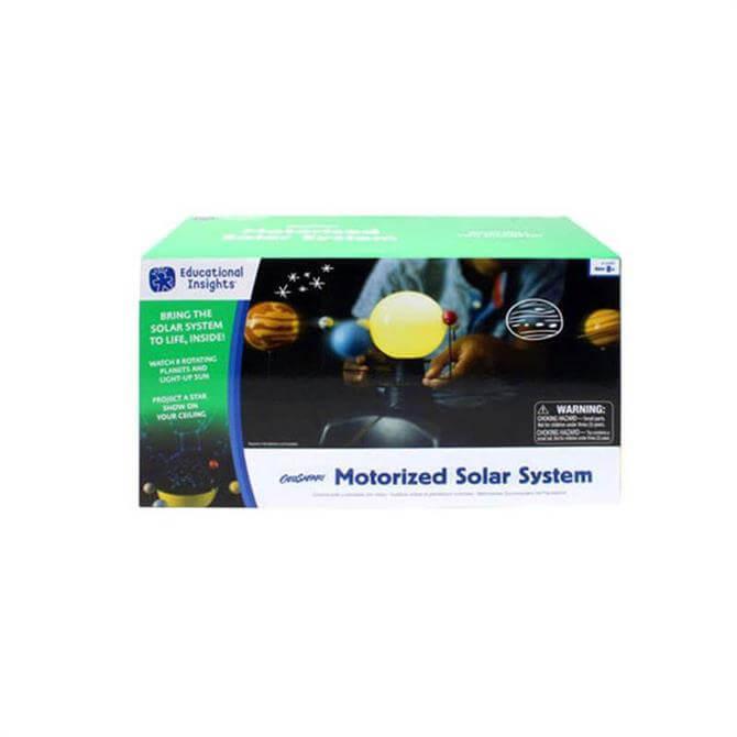 Learning Resources GeoSafari Motorised Solar System