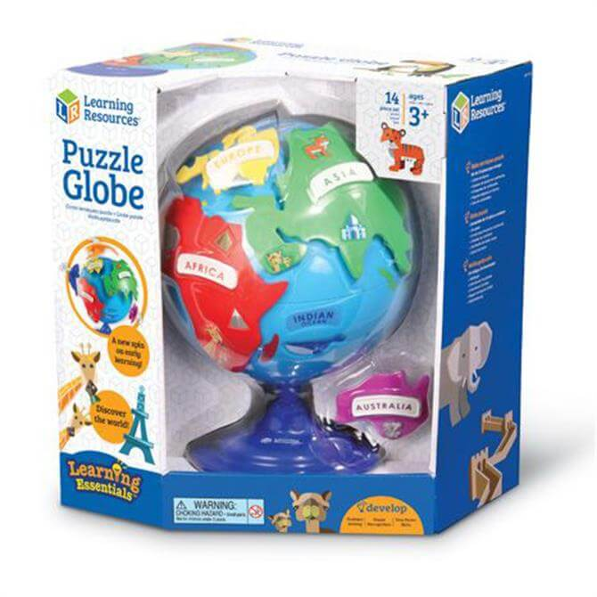 Learning Resources Pretend & Play Globe Puzzle