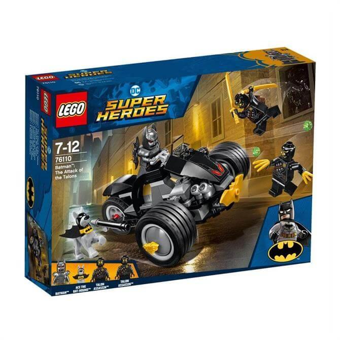 Lego Super Heroes DC Batman Attack of the Talons