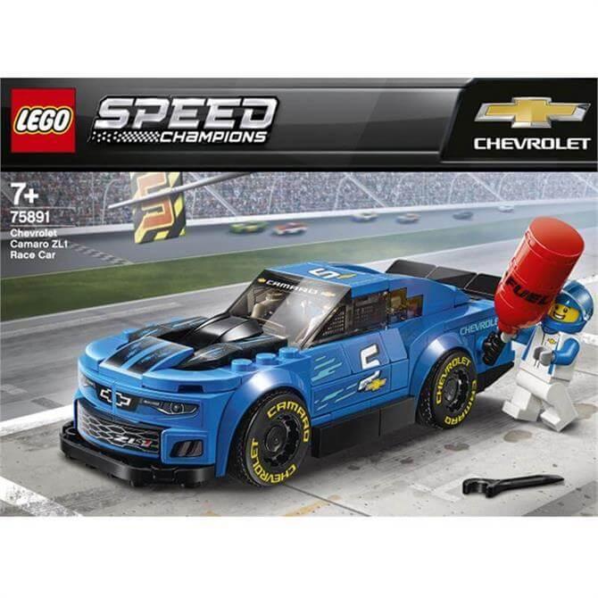 Lego Chevrolet Camaro ZL1 Race Car 75891