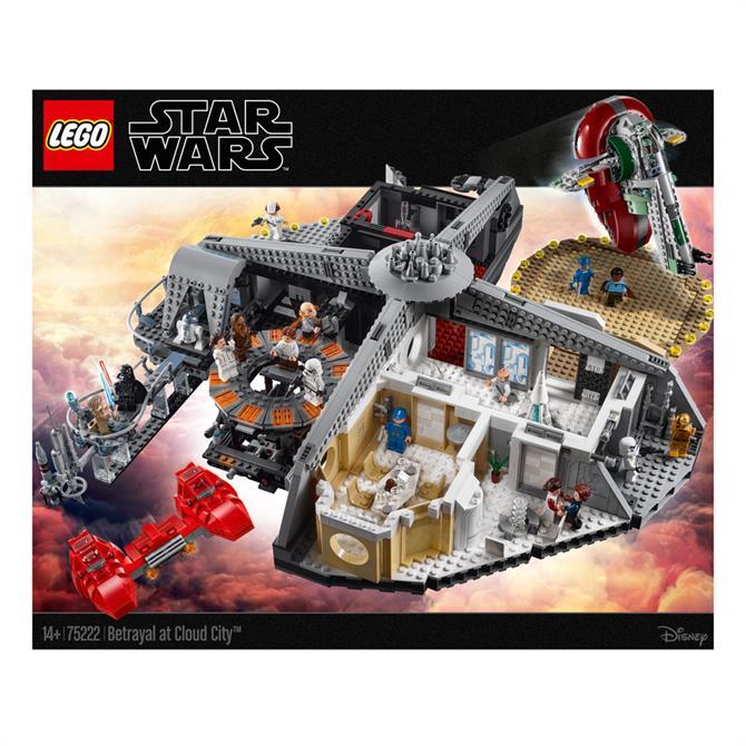 Lego Betrayal at Cloud City 75222