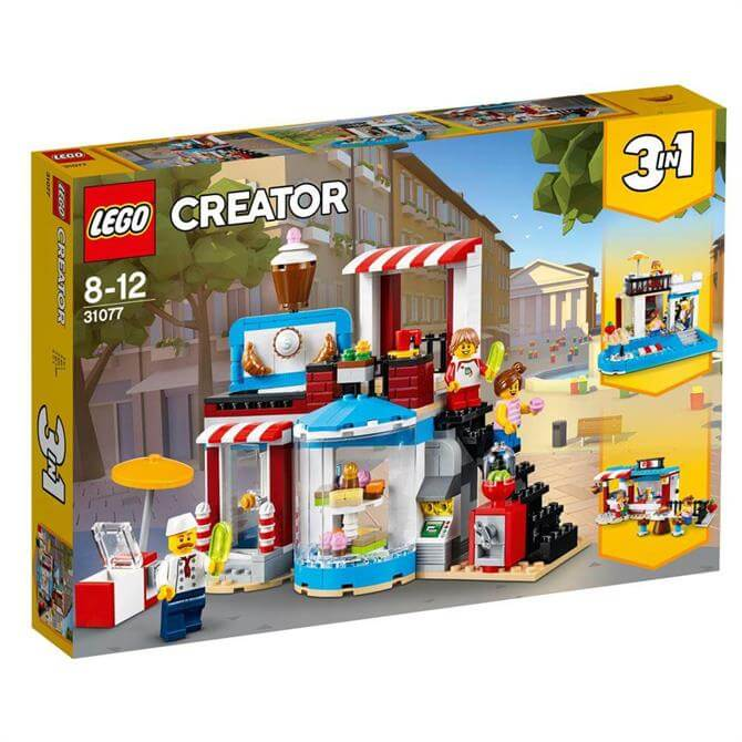 Lego Creator Modular Sweet Surprise