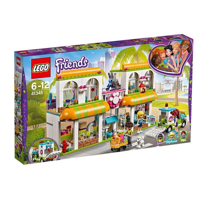 Lego Friends Heartlake City Pet Centre 41345