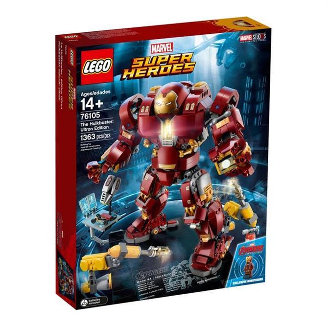 Lego Marvel Hulkbuster: Ultron Edition