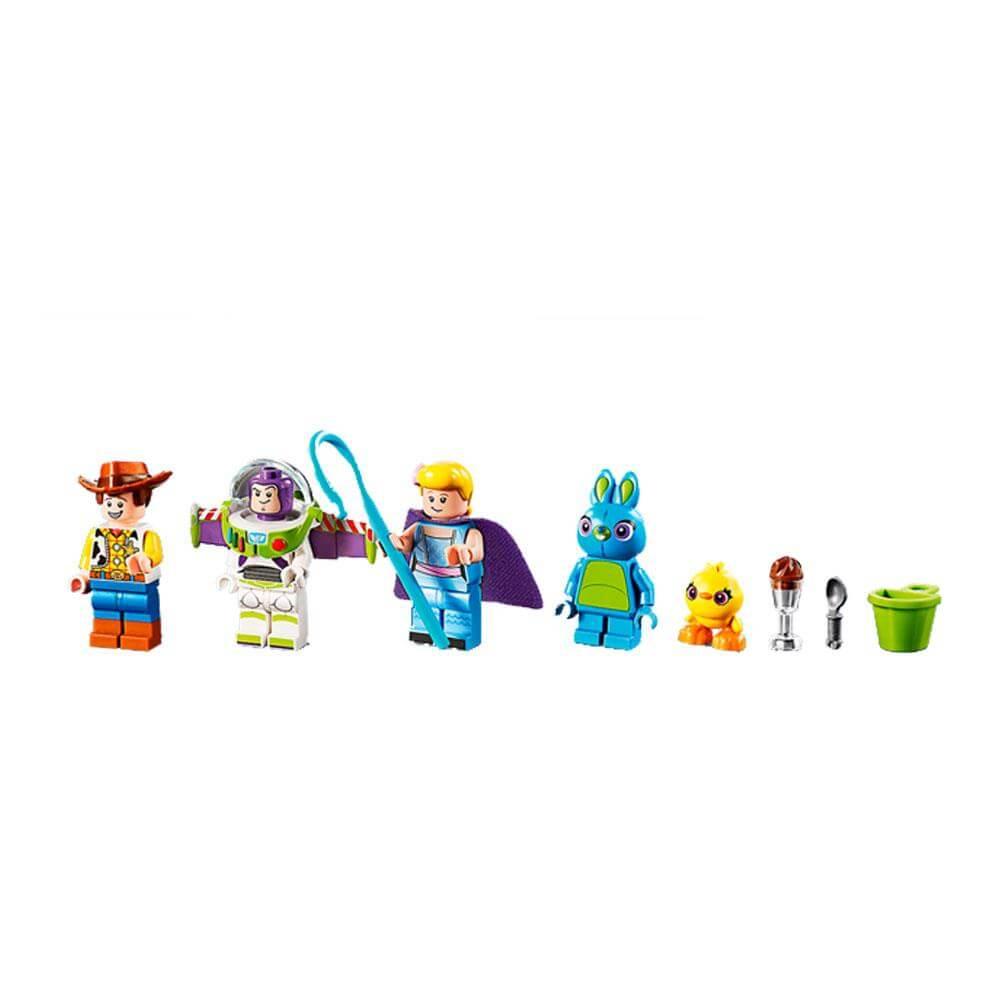 Lego Toy Story 4 Buzz Woody S Carnival Mania 10770 Jarrold Norwich