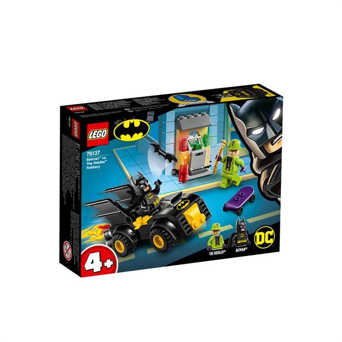 Lego Batman vs. The Riddler Robbery 76137