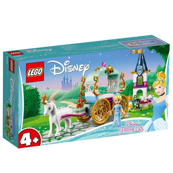 Lego Disney Cinderella's Carriage Ride 41159