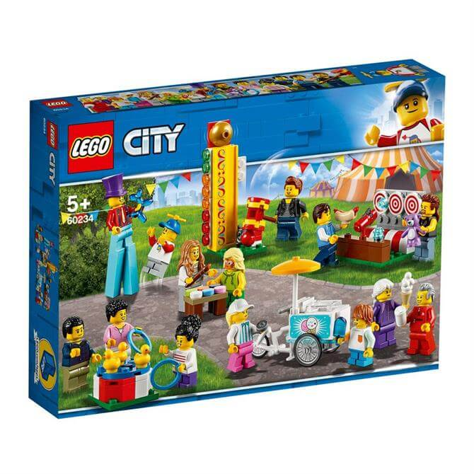 Lego City People Pack - Fun Fair 60234