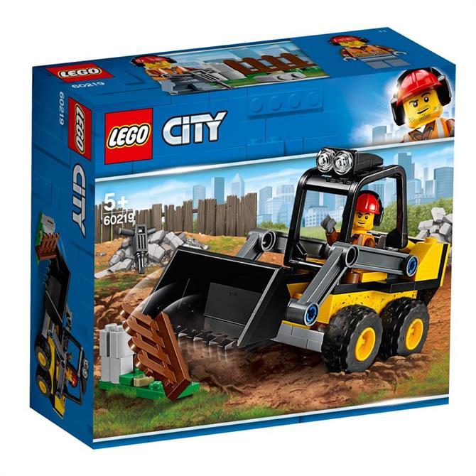 Lego City Construction Loader 60219