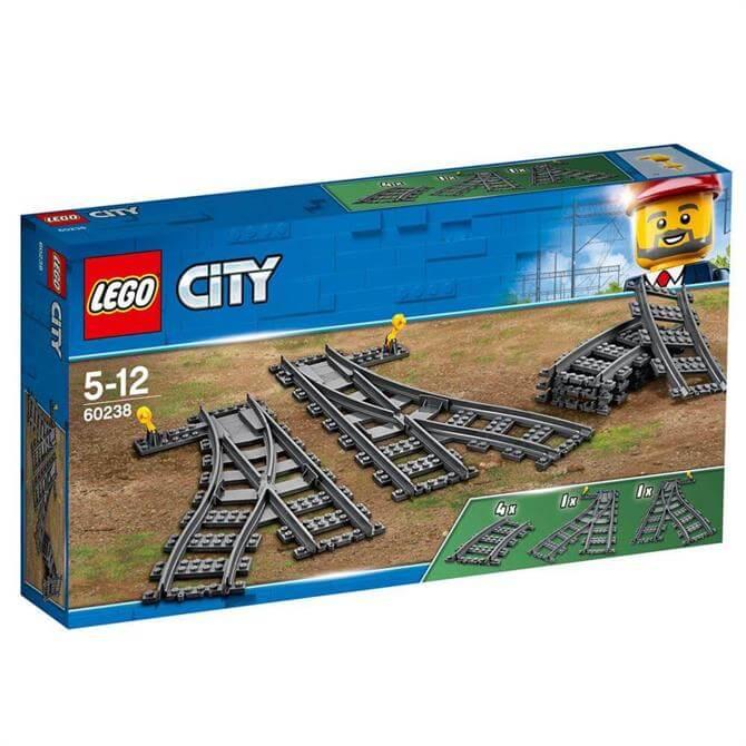 Lego City Switch Tracks 60238