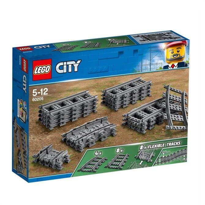 Lego City Tracks and Curves 60205