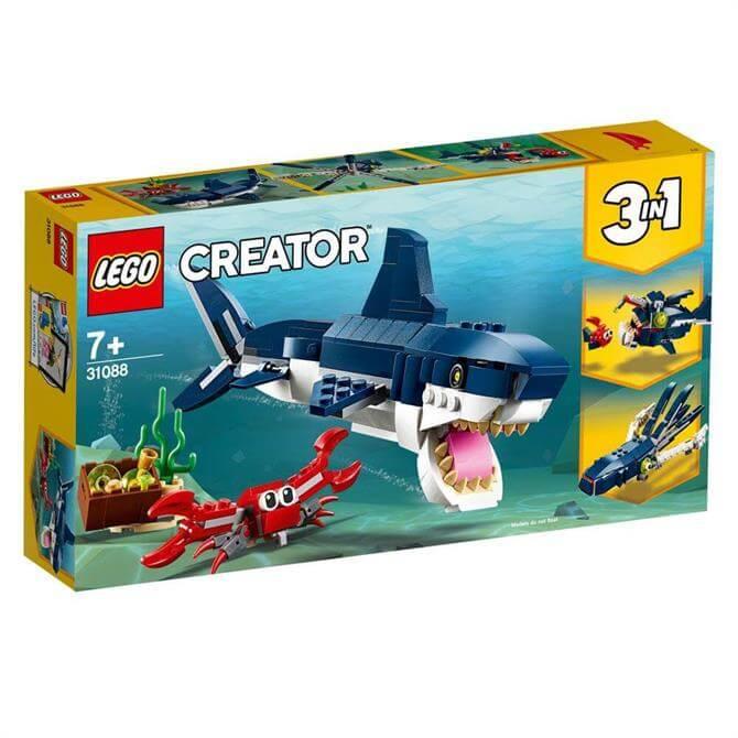 Lego Creator Deep Sea Creatures 31088