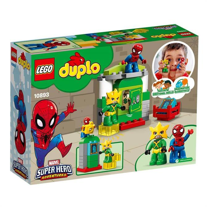 Lego Duplo Spiderman vs Electro 10893