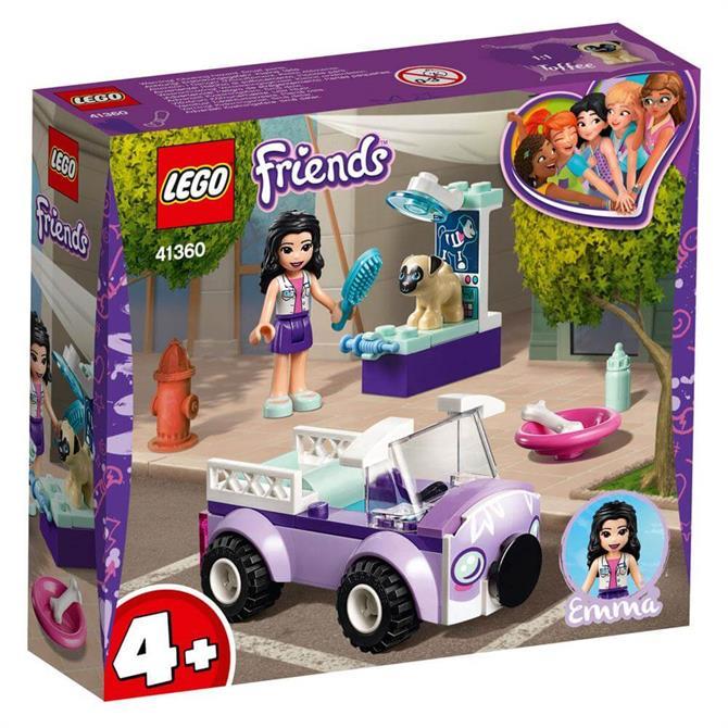 Lego Friends Emmas Mobile Vet Clinic 41360