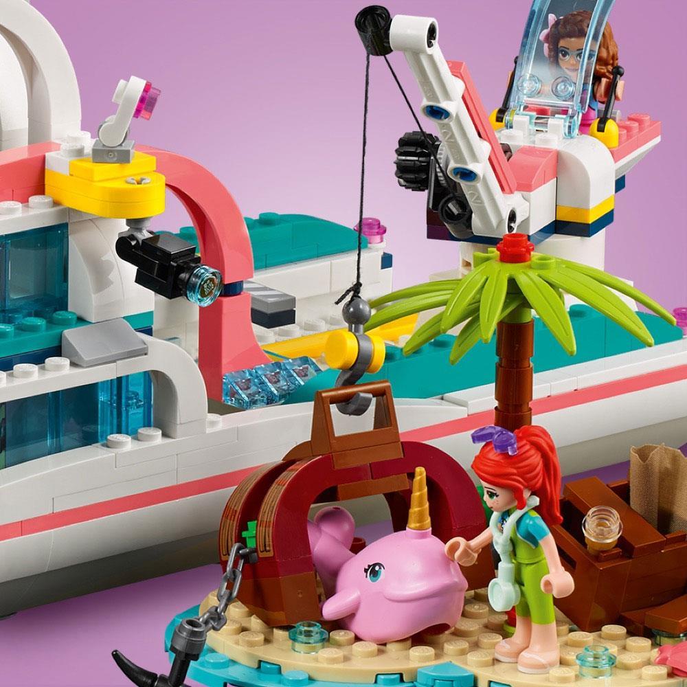 Lego Friends Rescue Mission Boat 41381 | Jarrold, Norwich