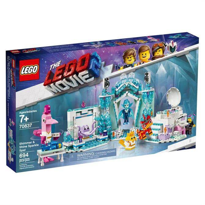 Lego Movie 2 Shimmer & Shine Sparkle Spa! 70837
