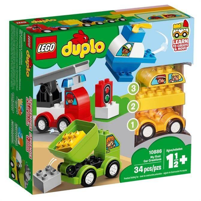 Lego Duplo My 1st Car Creations