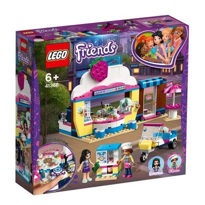 Lego Friends Olivia's Cupcake Café