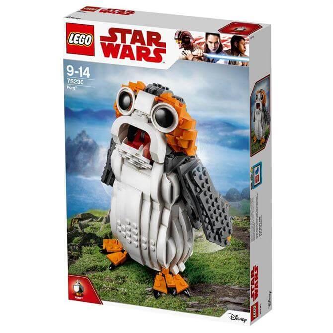 Lego Starwars Porg 75230