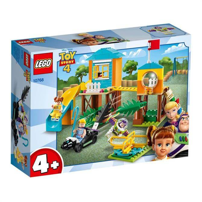 Lego Toy Story 4 Buzz & Bo Peep's Playground Adventure 10768