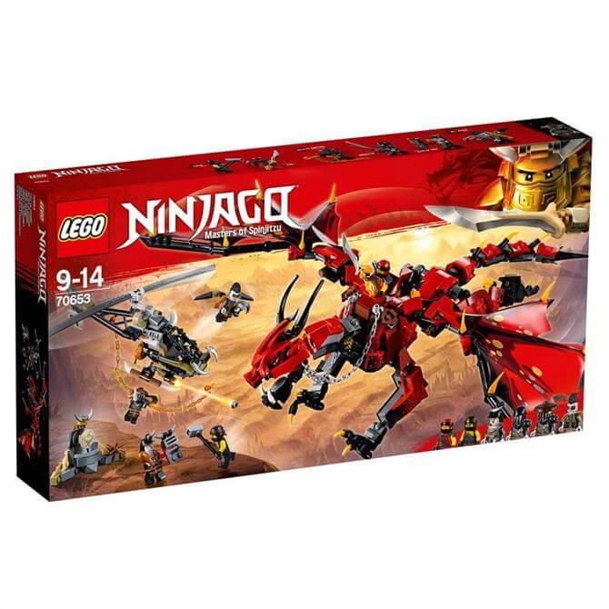 Lego Ninjago Firstbourne 70653