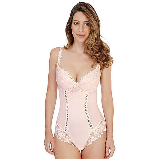 Lepel Fiore Plunge Body Pale Pink