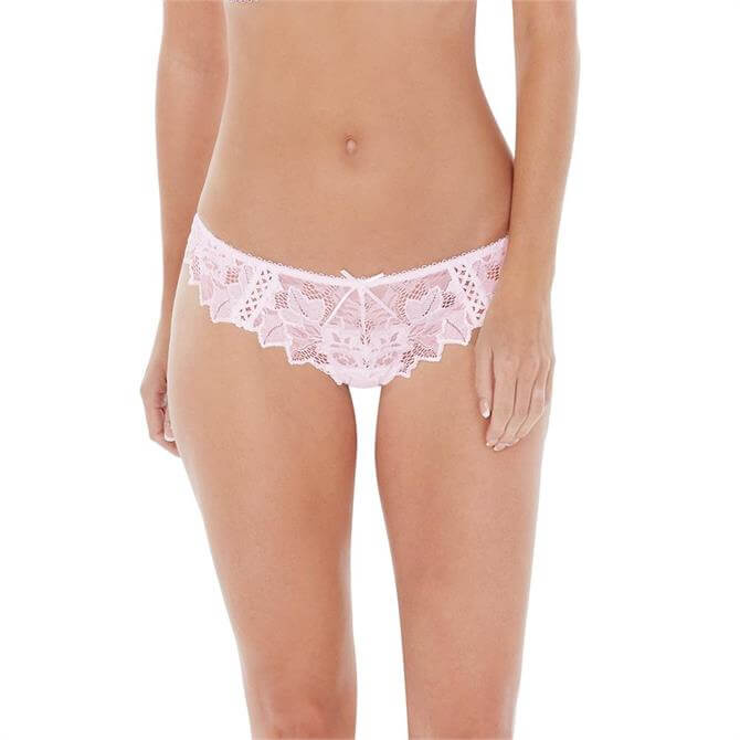 Lepel Fiore Soft Pink Thong Brief