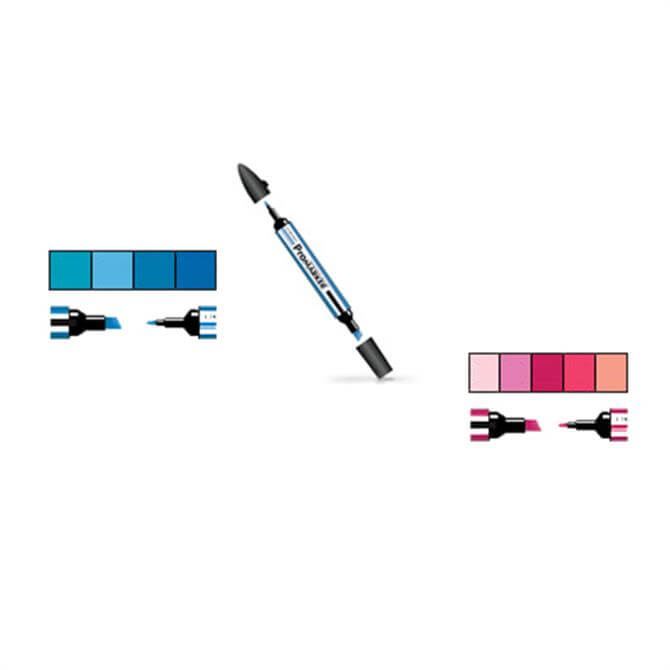 Letraset Promarker Pens