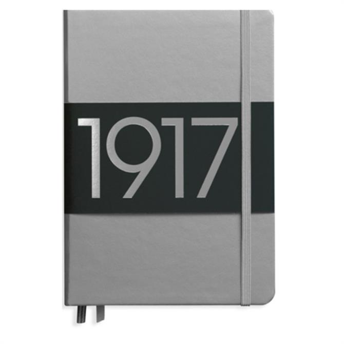 Leuchtturm Special Edition Metallic Medium Hardcover Notebook