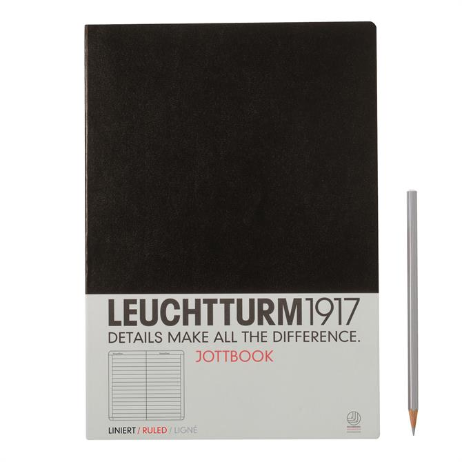 Leuchtturm A4 Jottbook Lined Pages