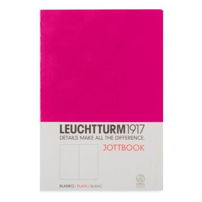 Leuchtturm A5 Plain Jottbook - Berry