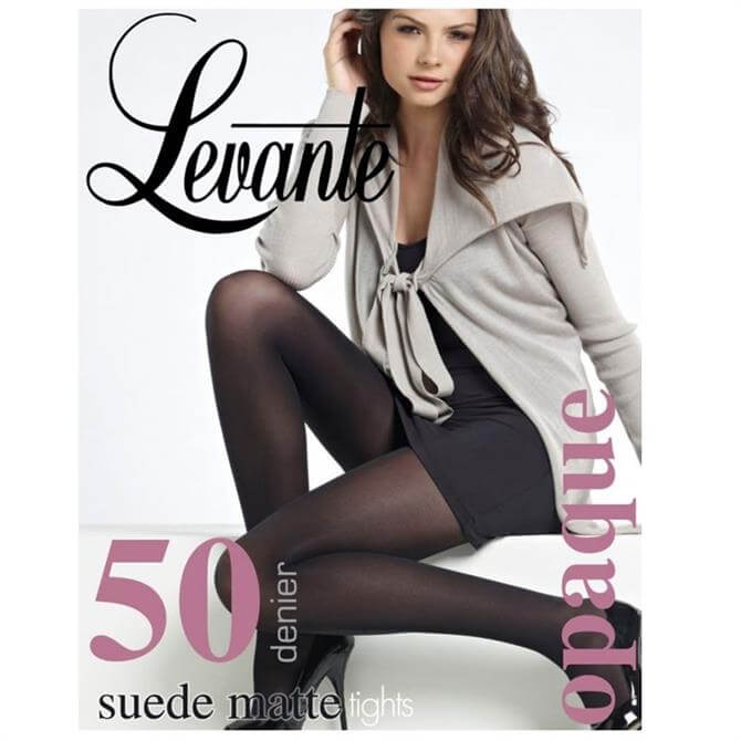 Levante Suede Matte Tights 50 Denier