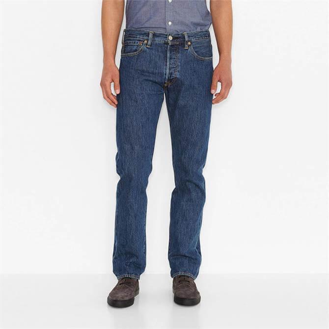 Levi's 501 Original Fit Jeans, Stonewash