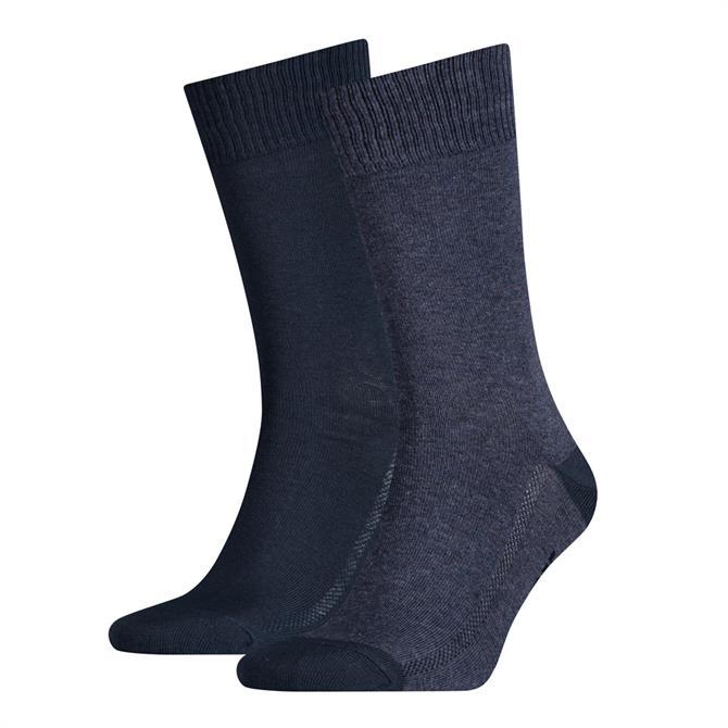 Levi's Regular Cut 2 Pack Socks