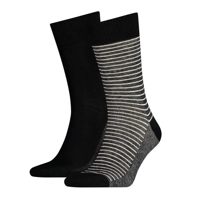 Levi's 168SF Comfort Fine Striped Socks