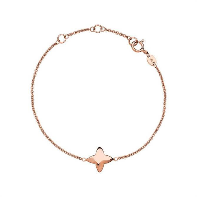 Links of London Splendour 18kt Rose Gold Vermeil Bracelet