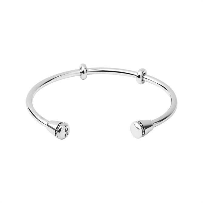 Links of London Amulet Sterling Silver Charm Cuff
