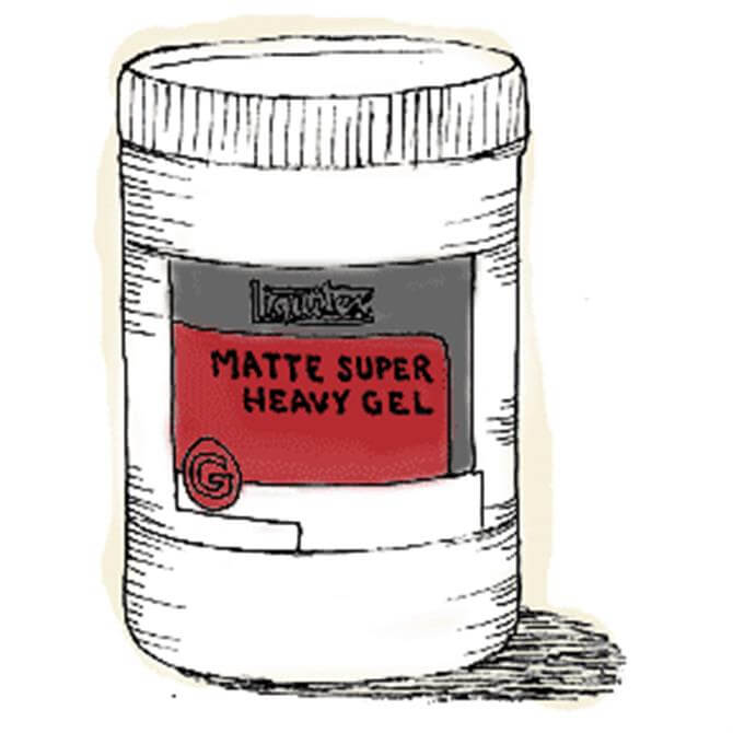 Liquitex Matte Super Heavy Gel