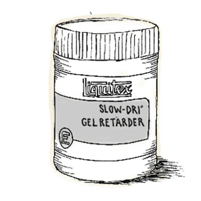 Liquitex Slow-Dri Gel Retarder