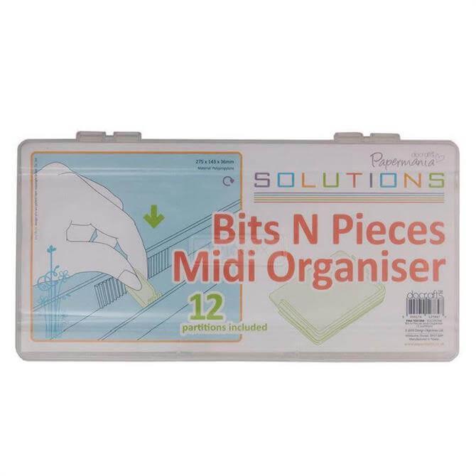 Design Objectives Bits 'n Pieces Midi Organiser