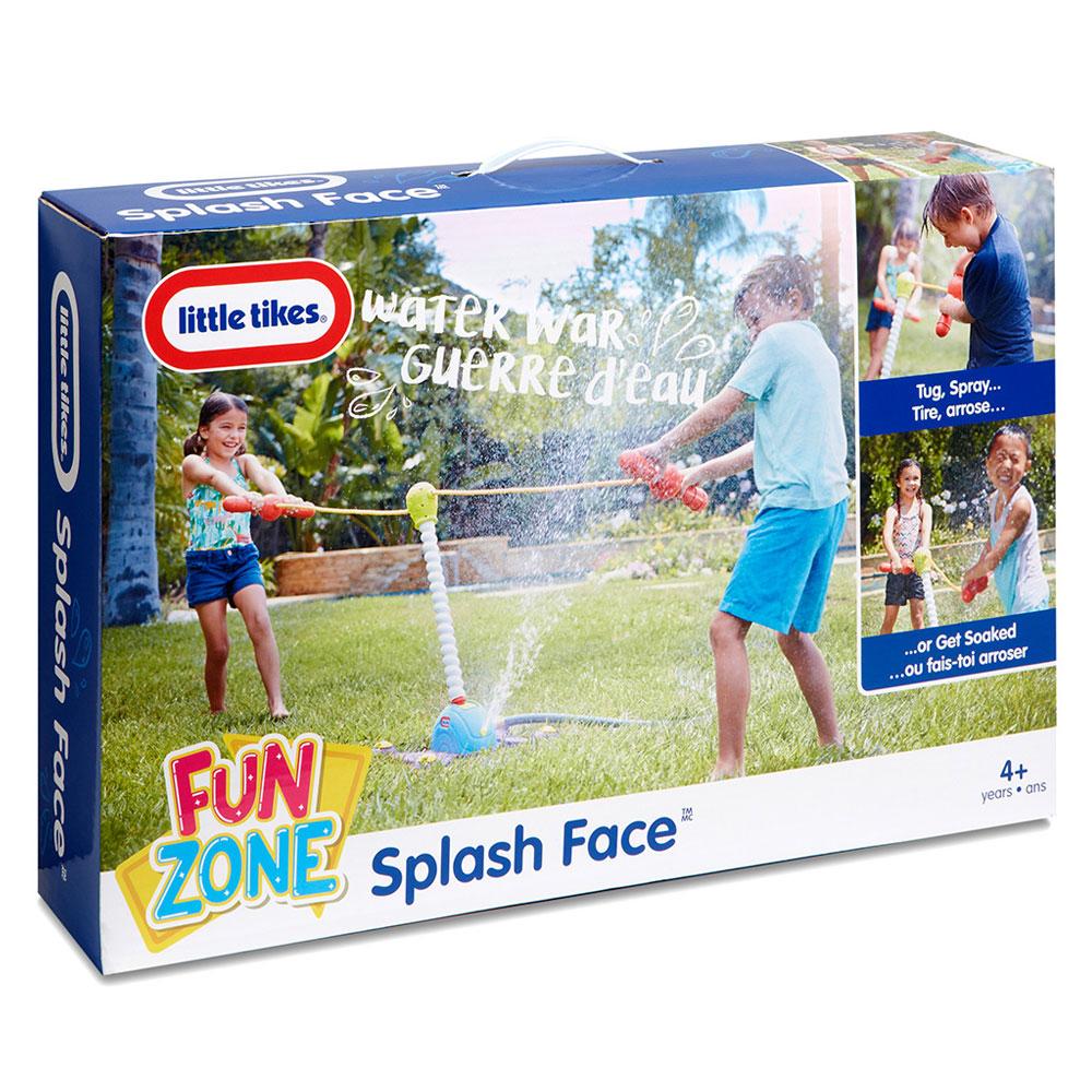 An image of Little Tikes Splash Face
