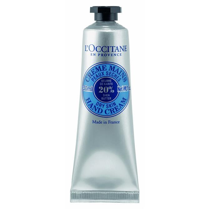 Loccitane Shea Butter Hand Cream 30ml