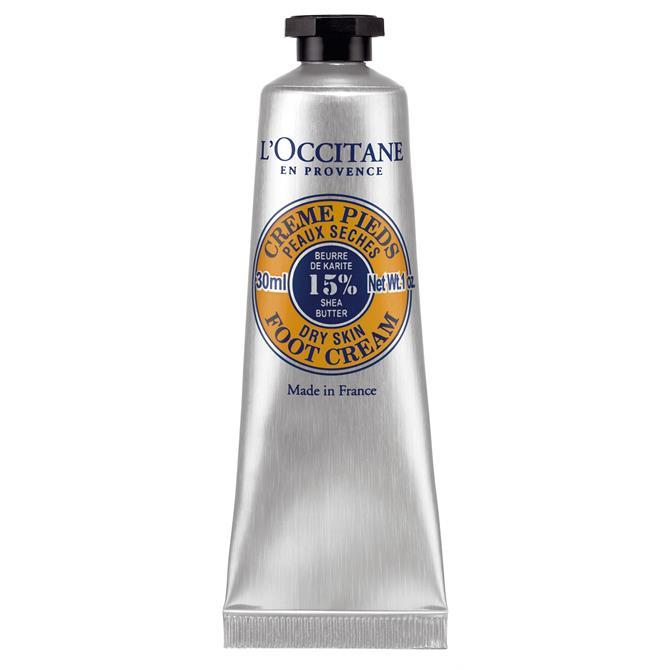 Loccitane Shea Butter Foot Cream 30ml